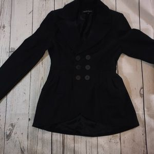 Nanette lepore STRUCTURED NWT DOUBLE BREAST COAT